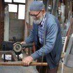 Tam 93 yaşında! Camiye gidebilmek için öyle bir şey yaptı ki...