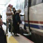 Tren yolcuları 8 ay otobüsle taşınacak