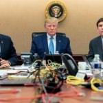 Trump'ın anlattığı Bağdadi senaryosu ekibini bile şoke etti!