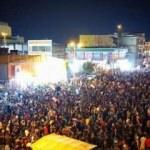Irak'ta protestocuları kalesi: Türk Restoranı binası!