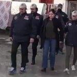 Van Saray Belediye Başkanı HDP'li Caziye Duman gözaltında