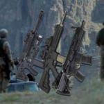 Yerli ve milli üretim silahlar güvenlik güçlerine teslim edildi