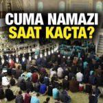 8 Kasım Diyanet il il cuma namazı saatleri yayımladı! İstanbul Cuma namazı vakti