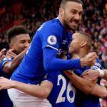 Cenk Tosun ilk kez 11'de çıktı, Everton kazandı!