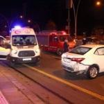Başkent'te feci kaza: 2 ölü