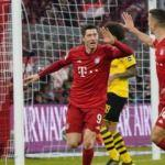 Bayern Dortmund'u bozguna uğrattı!