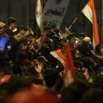 Irak Başbakanı protestocuları uyardı! Sonu müebbet olur