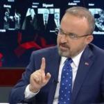 Bülent Turan: Arınç'ın yerinde olsam YİK'ten istifa ederdim