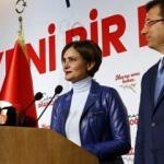 CHP'de 'İmamoğlu' polemiği