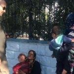 Fethiye'de zabıtadan sivil dilenci timi