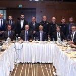İstanbul'da Şampiyonlar Ligi finali için toplantı yapıldı