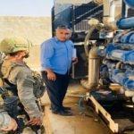 MSB: Allouk Su Tesisi'nde incelemeler yapıldı