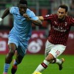 Lazio'dan tarihi galibiyet