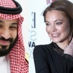 Prens Selman ile aşk mı yaşıyorlar? Lindsay Lohan'ın babası açıkladı
