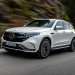 Mercedes elektrikli modeli EQC'yi geri çağırıyor