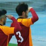 Galatasaray U19'dan Madrid'de asker selamı ve müthiş zafer!