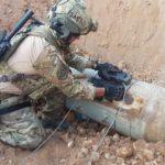PKK'lılar uçak bombası kullanmış! SAS'lar imha etti