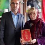 Şehidin babasından etkilenen Alman turist Müslüman oldu