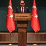 Kabine toplantısı sonrası Bülent Arınç açıklaması