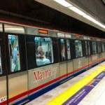 Marmaray'dan günde 365 bin yolcu faydalanıyor