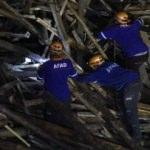 33 saat sonra enkazdan kurtarılan mühendis hayatını kaybetti