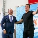 Bakan Çavuşoğlu'ndan Acun Ilıcalı sürprizi