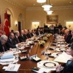 Erdoğan ile Trump'ın akşam yemeğinde dikkat çeken detay
