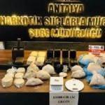 Antalya'da 18 kilo eroin geçirildi, 2 kişi tutuklandı