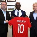Burundi Futbol Federasyonu'ndan TFF'ye ziyaret
