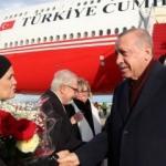Cumhurbaşkanı Erdoğan ABD'de