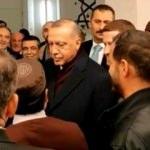 ABD'de cami ziyaretindeki Erdoğan'a böyle seslendi: I love you man