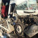 Mardin'de feci kaza! Öğrencileri taşıyordu
