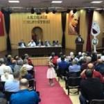 Mersin Gazeteciler Cemiyeti'nin yeni başkanı Kaya Tepe oldu..