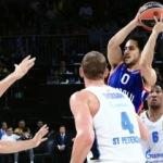 Müthiş maçta kazanan Anadolu Efes