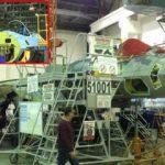 Seri üretime geçen ilk Su-57'lerden flaş görüntüler