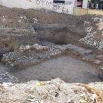 Site inşaatından tarih fışkırdı