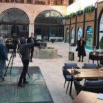Tokat'ı gezen çiftin izlenimleri belgesel oldu