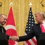 Trump'dan Instagram'da Erdoğan paylaşımı