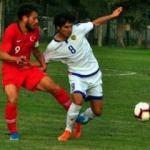 U19 Milli Takımımız Ermenistan'ı farklı geçti!