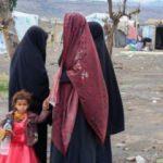 Yemen'de bilanço çok ağır: 2 milyon kadın göç etti