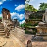 Sri Lanka'da gezilecek tarihi yerler: Polonnaruwa Antik Kenti