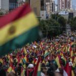 Bolivya'da ölü sayısı artıyor