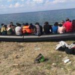 Çanakkale'de 310 göçmen yakalandı