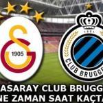 Galatasaray Club Brugge maçı ne zaman ve hangi kanalda? İşte muhtemel 11'ler
