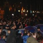 Gürcistan'da 'erken seçim' protestoları devam ediyor