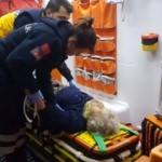 Huzurevinden kaçmak isteyen yaşlı kadın kabusu yaşadı