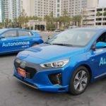 Hyundai otonom araç testlerine başlıyor