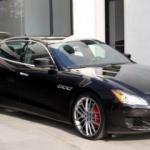 İcradan yarı fiyatına satılık 'Maserati'