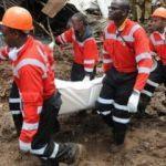 Kenya'da toprak kayması 34 can aldı