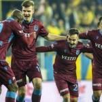 Trabzonspor gol şovla liderliğe yükseldi!
